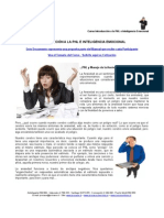 ADM 200 - Introducción a la PNL e Inteligencia Emocional