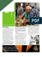 FCC Newsletter October '12