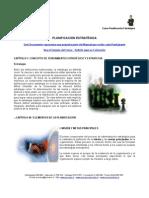 ADM 217 - Planificación Estratégica