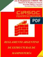 CIRSOC 501