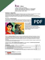 2ºAEXP M8 UT2 Auto-Retrato Matisse Gauguin AM 2012-2013
