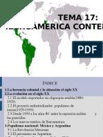 Iberoamérica contemporánea