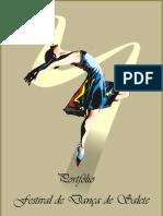Portfólio - Festival de Dança de Salete - Realização Studium Dance