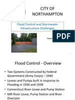 Northampton 2012 Flood Control and Storm Water Infrastructure Presentation