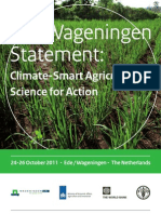 Wageningen Statement