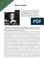 Pilar Fontalba