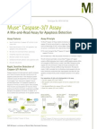 Muse™ Caspase-3/7 Assay Technical Brief