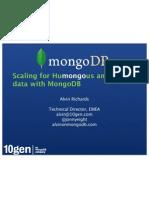 Humongous - Tech