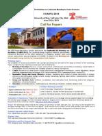 IEEE Compel 2013