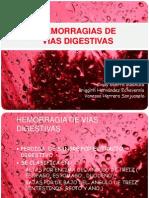 Hemorragias de Vias Digestivas (1)