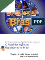 ABES 25CESA Painel 15 Ag.reguladoras BM Thadeu Abicalil