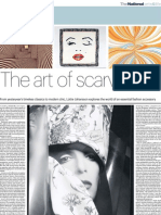 Luxury & Collectable Scarves, The National
