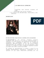 EL MERCANTILISMO Y LA TRANSICIÓN AL LIBERALISMO