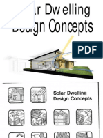 Solar Dwelling Design Concepts