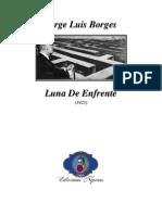 1925 - Luna De Enfrente (Poesía)