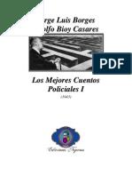 1943 - Los Mejores Cuentos Policiales I (Colaboración Con Adolfo Bioy Casares)