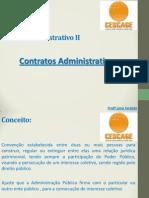 Contratos Administrativos i