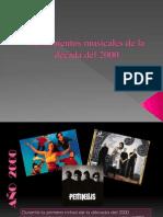 Movimientos musicales de la década del 2000