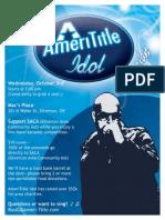 AmeriTitle Idol - Silverton