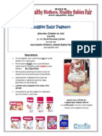 HMHB Huggies Pageant Forms
