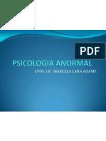 Psicologia Anormal
