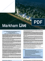 Markham Live Vision - Shaping Our Tomorrow
