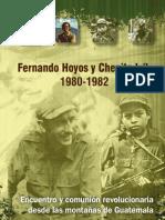 Fernando Hoyos y Chepito Lxil - Sergio Palencia