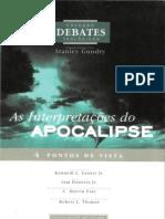 AS INTERPRETAÇÕES DO APOCALIPSE - C. MARVIN PATE