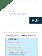 Leucemias Conceito Incid, Causas Curriculo Antigo 2007