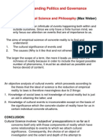 Pol 1 (Understanding Politics and Governance)