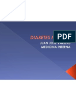 Diabetes Mellitus Endocrino