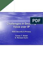 Voi p Security