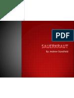 Stansfield Sauerkraut