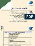 Chap 1 Matrice Slide PDF
