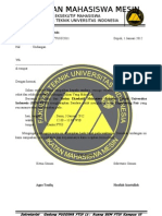 Contoh-Contoh Format Surat
