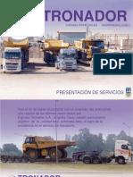 Expreso Tronador- Presentacion de Servicios