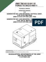 MEP-802A-TM9-6115-641-10