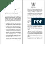 Keputusan Menteri Kesehatan Republik Indonesia Nomor 852/MENKES/SK/IX/2008 tentang Strategi Nasional Sanitasi Total Berbasis Masyarakat (STBM)