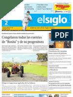 Edicion  Maracay02-10-2012