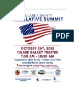 Chamber of Commerce Legislative Summit 2012