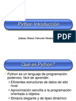 Python Intro Ducci On