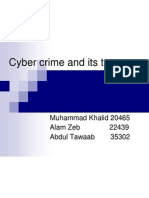 Cyber Crime and Its Types