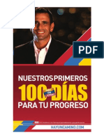 Plan 100 Dias