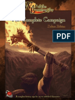 War of the Burning Sky - The Complete Campaign (Oef)