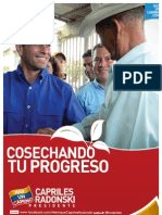 Cosechando Tu Progreso