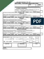 11 Masters Thematic Drill Appreciation Sheets