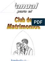 Manual Club de Matrimonios