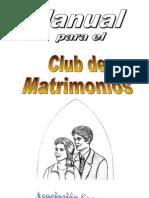 Manual Club de Matrimonios