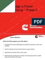 KIP Phase 2 DG Sizing - NF
