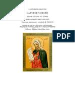 La Foi Orthodoxe-Saint Jean Damascene1